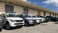 En FL: confiscan autos valorados en millones que iban de contrabando a Venezuela