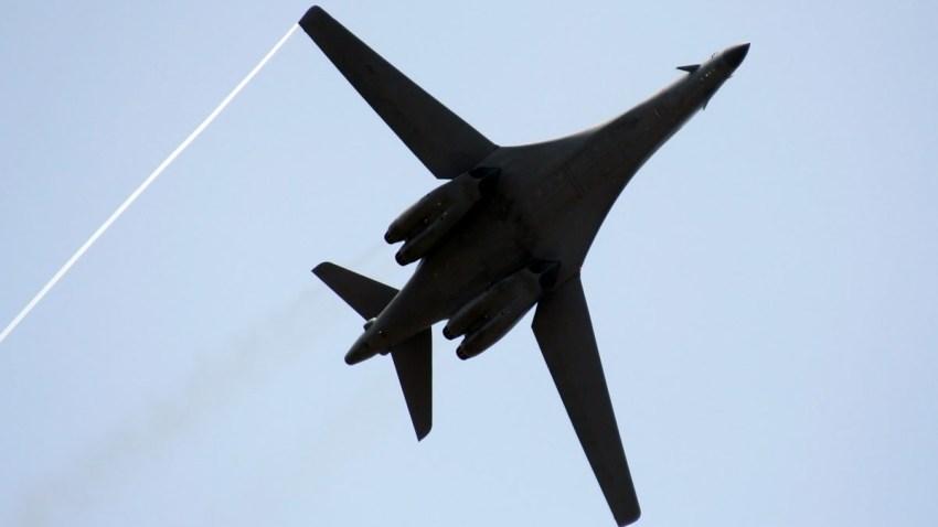 Bombardero b1