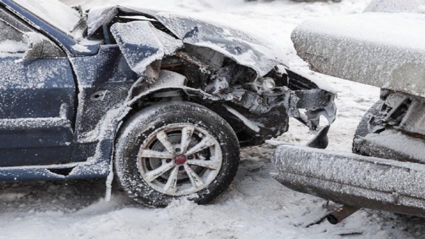 Carreteras hielo