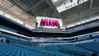Un ejército de 6,000 personas ultima los preparativos para el Super Bowl