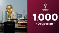 """Catar celebra que solo faltan 1,000 días para el """"espectáculo más grande de la tierra"""""""