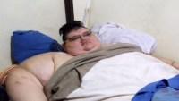 El hombre más obeso del mundo pesó 1,200 libras