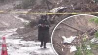Tragedia en El Salvador: familia de 7 queda enterrada tras intensas lluvias