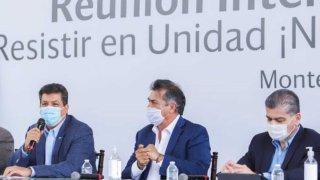 Reunión de gobernadores del noreste de México
