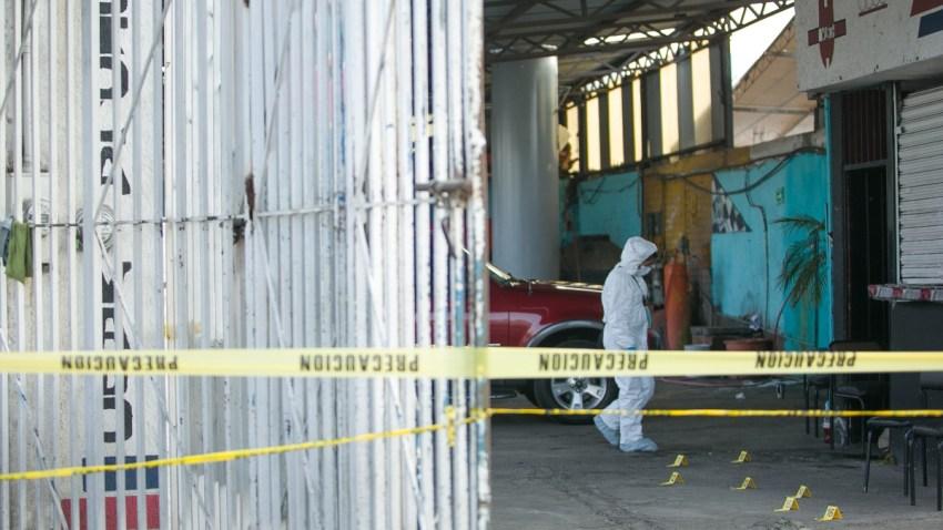 Peritos forenses en Michoacán
