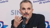 """Miguel Bosé dice que el coronavirus es """"la gran mentira de los Gobiernos"""""""