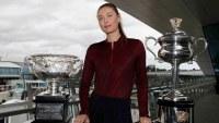 A los 32 años, la rusa Maria Sharapova se retira del tenis