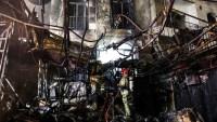 Explota un hospital en Irán por una fuga de gas; hay 19 muertos