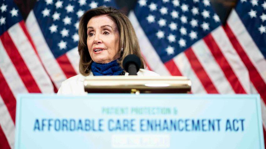 Obamacare Nancy Pelosi