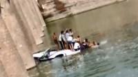 Trágica boda: autobús cae a un río y mueren 24 invitados
