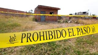 Fosas clandestinas en Jalisco
