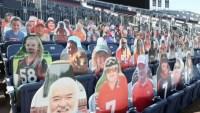 Broncos jugarán su primer partido de la temporada frente a fanáticos de cartón
