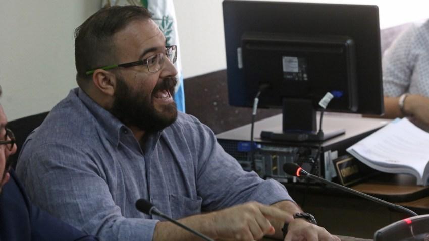 Exgobernador de Veracruz preso