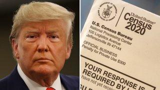 Trump y el Censo 2020
