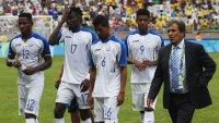 El histórico seleccionado de Honduras que logró cuarto lugar en Rio