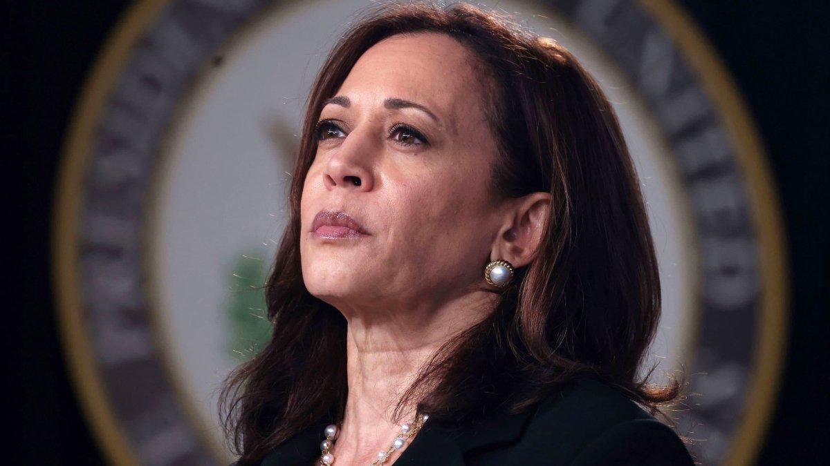 Kamala Harris visits the El Paso border to address the immigration crisis