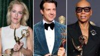 Las series 'The Crown' y 'Ted Lasso' triunfan en los premios Emmy y RuPaul hace historia