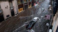 En video: tormenta ciclónica deja catastróficas inundaciones en regiones de Italia