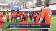 Broncos Huddle 2018