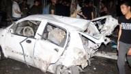 Bombazos dejan baño de sangre en un mercado en Siria