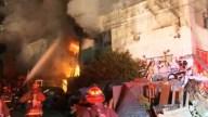 Incendio en una fiesta causa al menos 9 muertos