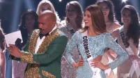 El presentador de Miss Universo 2019 Steve Harvey no se equivocó esta vez al nombrar a la ganadora del certamen, pero hizo un polémico comentario...