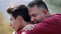 Segundos de terror se vivieron en la secundaria, luego de que un joven de 16 años disparó contra sus compañeros.