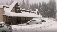 El frente frío se desplaza desde el oeste al este y causará estragos con nevadas y lluvias congeladas.Para ver el episodio completo de...