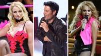 Estos artistas han sido acusados en más de una ocasión de recurrir a voces pregrabadas y solo mover sus labios sobre el escenario. Entérate de quiénes son.