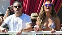 La Diva del Bronx se divirtió de lo lindo en la fiesta de pisicina Carnival Del Sol en Las Vegas. Aquí las fotos.