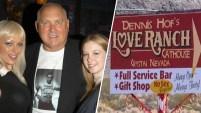 El dueño de prostíbulos en Nevada podría llegar a la Asamblea Estatal tras su muerte.