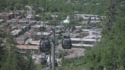 Temperaturas calurosas en Aspen