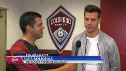 Colorado Rapids inician la temporada con fuerza