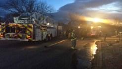 Fotos: Familia pierde mascotas en incendio