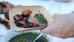 Chef José Garcés deleita a comensales en Aspen