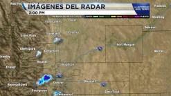 Tormentas severas en Colorado
