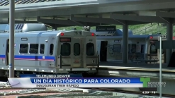 Tren rumbo al avion es una realidad en Denver