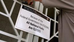 Los inconvenientes del cierre del gobierno federal