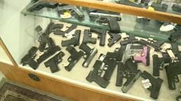Incrementó la venta de armas el viernes negro