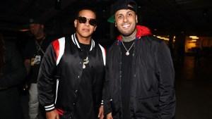 Nicky Jam firma con Sony y trabajará con Daddy Yankee
