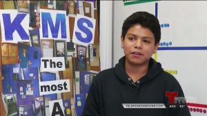 Escuela intermedia Kerney: De la peor a la mejor