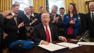 Trump firmará decretos contra el abuso comercial