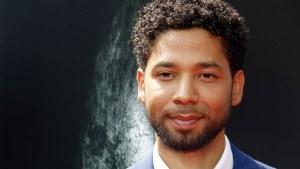 Policía investiga si actor planificó supuesto ataque de odio