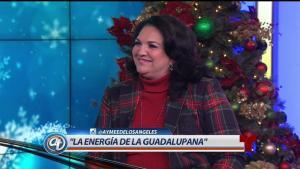 La energía de la Virgen de Guadalupe