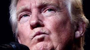 Los momentos más difíciles del presidente Trump