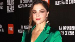 """Paulina Dávila interpreta a la """"primera novia"""" de Luis Miguel"""