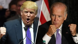 """Trump ataca a Biden: """"tiene bajo coeficiente intelectual"""""""