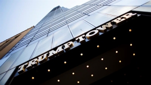 Roban laptop con datos secretos sobre Torre Trump y Clinton