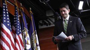 Republicanos retiran propuesta de plan de salud