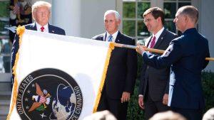 Trump crea Comando Espacial para dominar el cosmos
